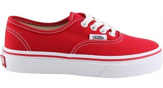 Tênis Vans Era Vermelho Original Frete Grátis