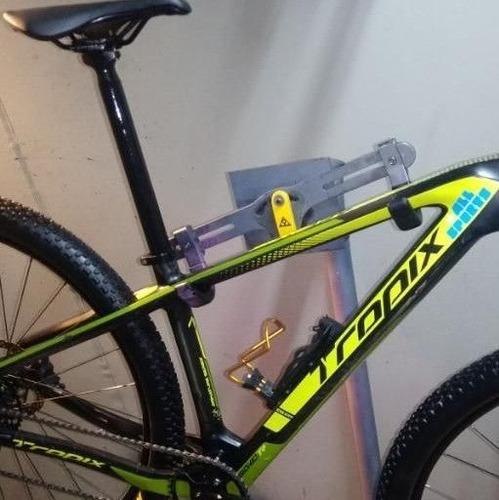 Vendo Ou Troco Bike Carbono Tropix 15.5 Grupo Nx11 E Gx