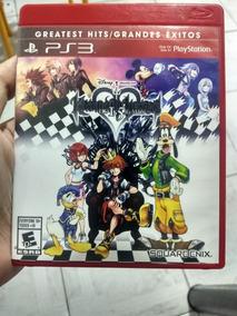 Kingdom Hearts Hd 1.5 Remix Ps3 Mídia Física Greatest Hits