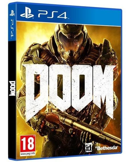 Doom Ps4 Original Digital Psn