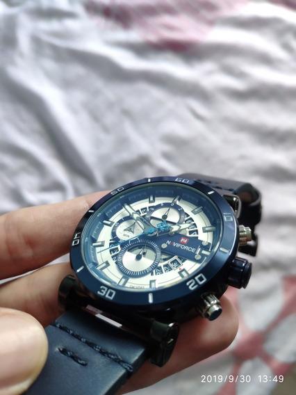 Relógio Naviforce 9131 Modelo Novo 2019