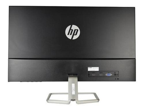 2560 x 1440 a 144 Hz, antirreflectante, HDMI, VGA, Altura Ajustable Monitor de 27 QHD HP 27mq 1F2J9AA Negro//Plateado