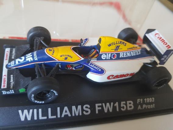 F1 - Alain Prost - Williams - 1993 - Último Título - 1:43