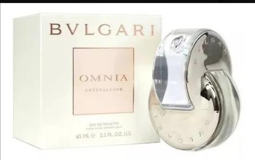 Imagen 1 de 1 de Perfume Locion Omnia Crystalline De Bv - mL a $1769