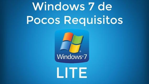 Windows 7 Lite 32/64 Bits
