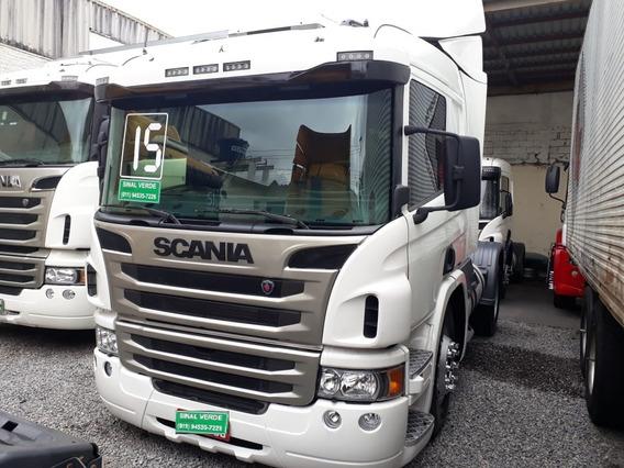 Scania P 360 4 X 2 2015 Autom Oportunidade Ne P340 G380 G420