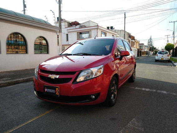 Chevrolet Sail Ltz 1.4 Mt Full Equipo Con Techo