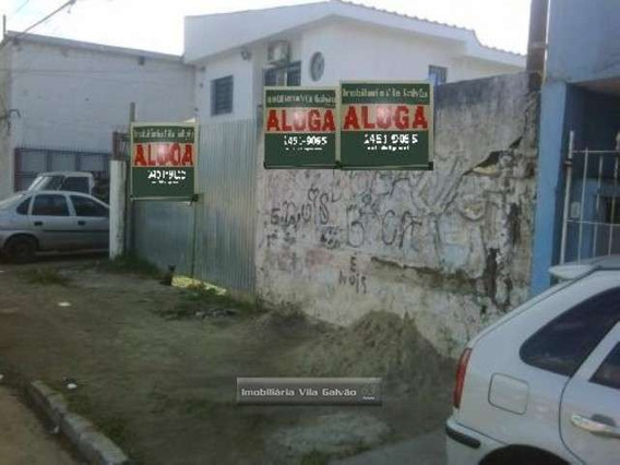 Terreno 700 Metros - Vila Galvão - 0280-2