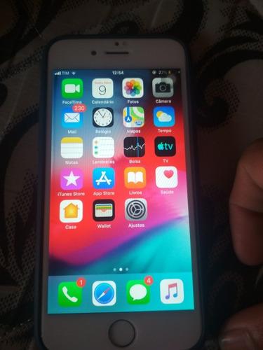 iPhone Bom 64gb Capacidade Máxima 100%