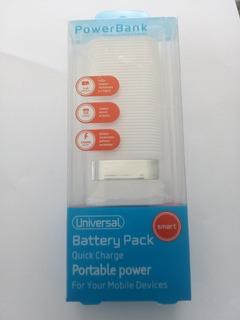 Powerbank Smart Universal