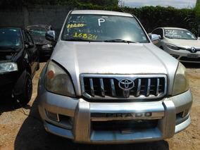 Sucata Toyota Land Cruiser 3.0 Prado Aut. 5p