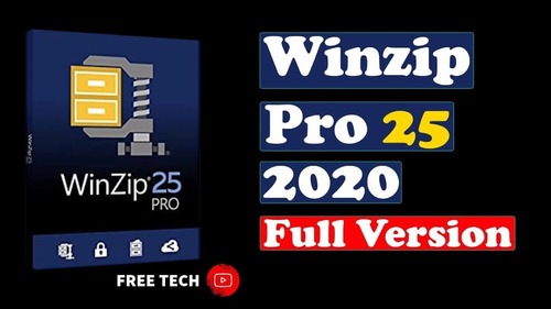 Winzip Pro 25.0 Build 14273 Win / 8.0.5152 Macos