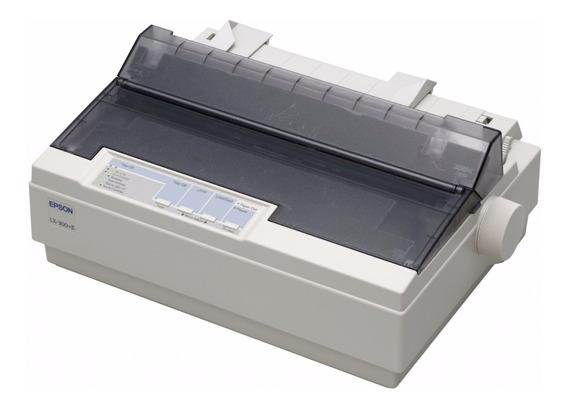 Impressora Mat Epson Lx300+fita Cabo Usb Novo E C/tampa