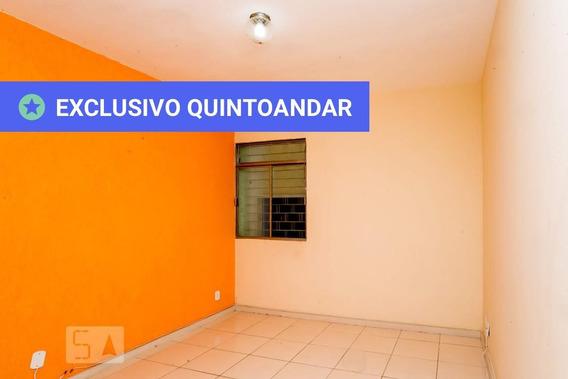 Apartamento No 2º Andar Mobiliado Com 2 Dormitórios - Id: 892977397 - 277397