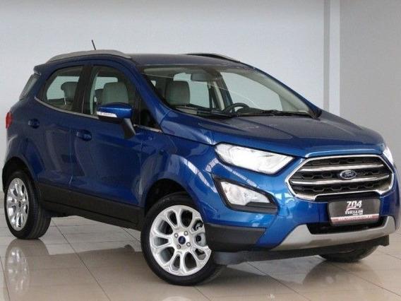 Ford Ecosport Titanium 2.0 16v Flex, Pbd6553