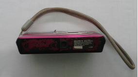 Máquina Fotográfica Sony Cyber-shot Pink