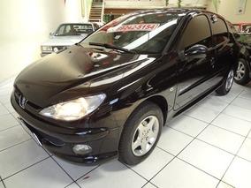 Peugeot 206 Moonlight 1.4 8v Flex 2008 Com Teto Solar