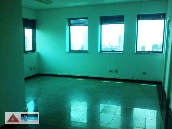 Sala À Venda, 35 M² Por R$ 350.000 - Tatuapé - São Paulo/sp - Sa0562