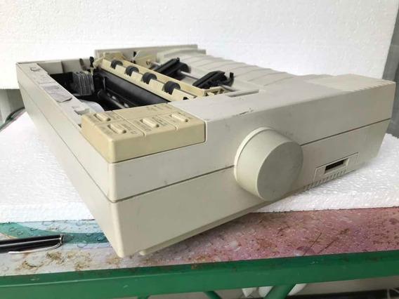 Impressora Matricial Epson Lx 810l Ligando S/ Cartucho (leia