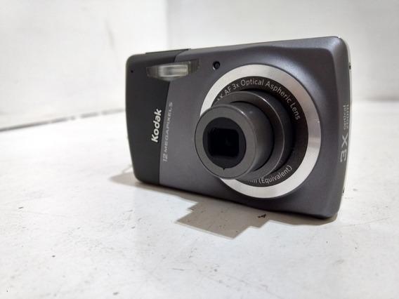 Câmera Digital Kodak Easyshare M530 12 Mp Excelente!
