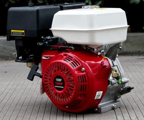 Motor Naftero A Explosión - Arranque Manual - 13 Hp