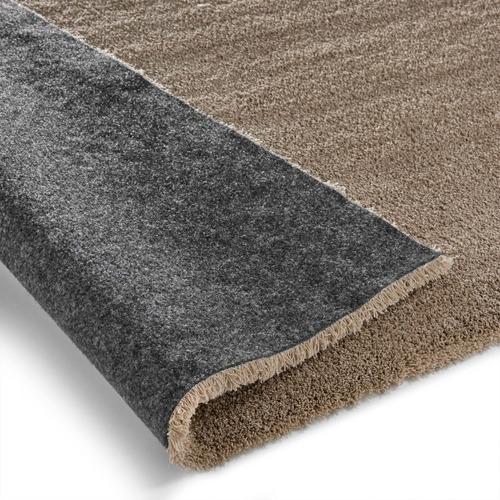 Alfombra Carpeta Para Living Touch 160x230 Marron