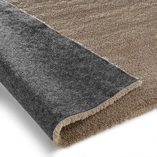 Alfombra Carpeta Para Living Touch 200x290 Marron