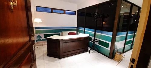 Semipiso  4 Oficinas  Impecables Con Terraza Propia!!