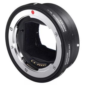 Adaptador Sigma Mc-11 Canon P/sony E-mount A6300,a6400,etc