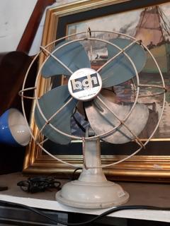 Antiguo Ventilador Bgh De Mesa Funcionando Oferta!