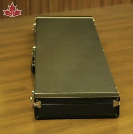 Hard Case Standard Deluxe Baixo Luxo Importado - Oferta