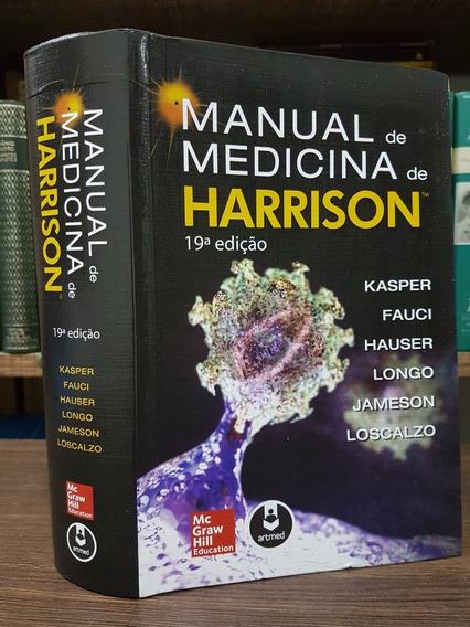 Manual De Medicina De Harrison - 19º Edição