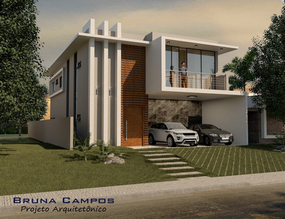 Casa Duplex Portal De Bragança - Para Construir / Ca-459