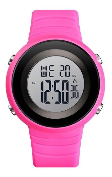 Relógio Feminino Esportivo Digital Original Garantia Nota F
