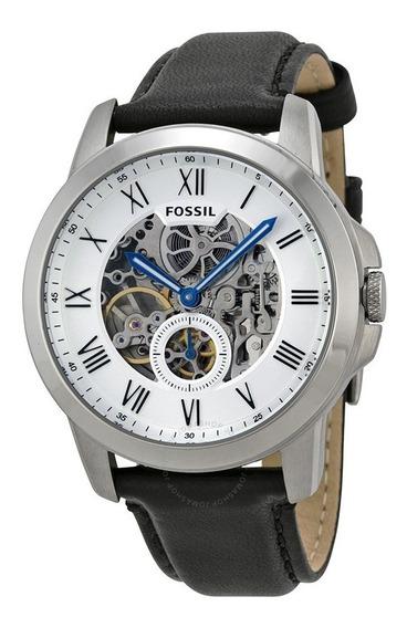 Relógio Fóssil Masculino Automático Me3053/0kn