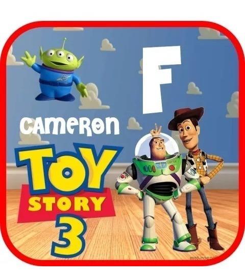 Kit Imprimible Para Tu Fiesta De Toy Story