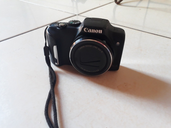 Câmera Canon Power Shot Sx170is 16mpx