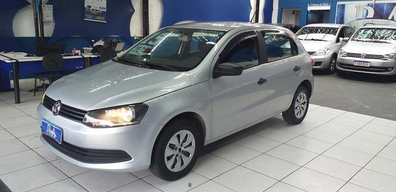 Volkswagen Gol 1.0 Financiamos Em Até 48x
