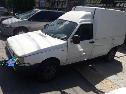 Fiat Fiorino 1999 F Diesel 1.7 Origin Titular$260000 T/auto