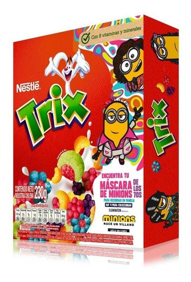 Trix Cereales 480gr Nestlé Oficial