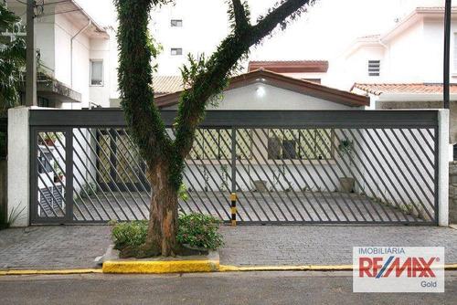 Imagem 1 de 21 de Casa  Comercial À Venda, Perdizes, São Paulo. - Ca0884