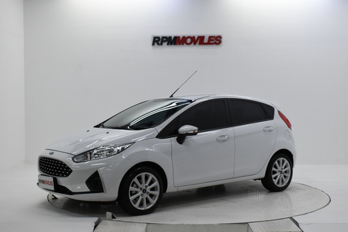 Ford Fiesta Kinetic 1.6 Se 5p Manual 2018 Rpm Moviles