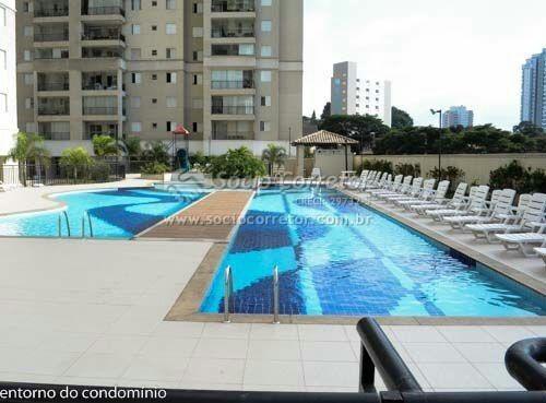 Imagem 1 de 13 de Vendo Apto 83 M²- Cond. Essence - Jd. Zaira/ Centro Gru - Apartamento A Venda No Bairro Jardim Zaira - Guarulhos, Sp - Sc00722