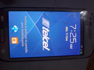 Telefono Galaxy S3 Mini I1819ol Con Detalle