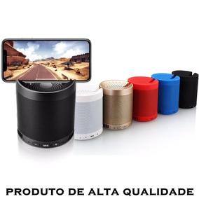 Caixa De Som Multifuncional Wireless Speaker Para Smartphone