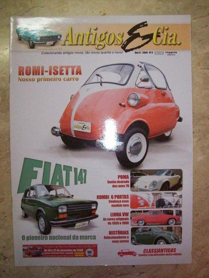 Revista Antigos & Cia