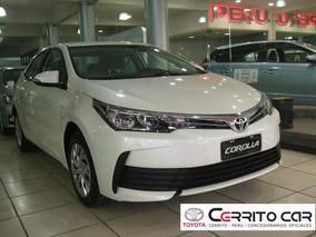 Toyota Corolla Xei Bonificaciones Exclusivas Precio Contado
