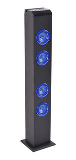 Parlante Alto Kolke Kpe039 Azul 50w Bluetooth Usb Microsd