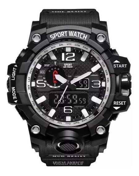 Relógio Masculino Sport Watch Militar A Prova D