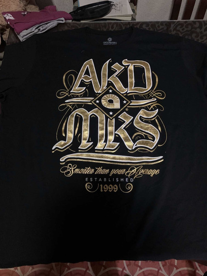 Playera Talla 5xl Akademiks Original